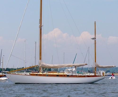 Concordia 41 Yawl Suva in Padanaram | by Willie Waw
