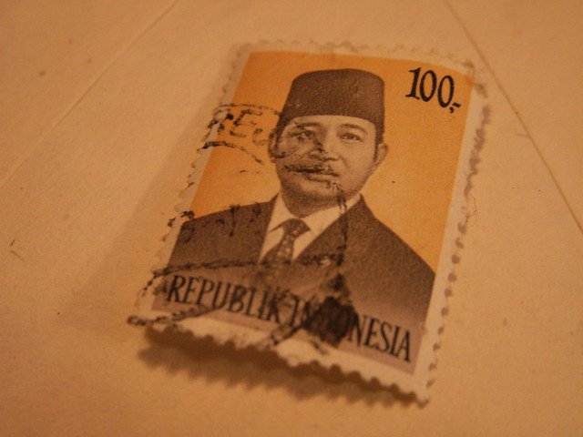 Indonesian Stamp
