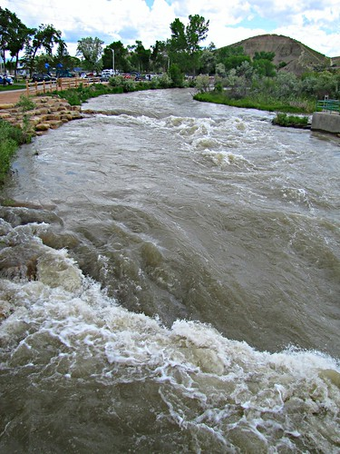 river colorado rapids waterpark montrosecolorado uncompahgreriver