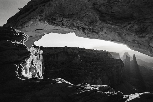 Mesa Arch - Eastman Double-x