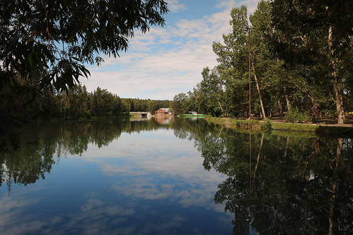 park calgary river july lagoon alberta bow bowness 2015