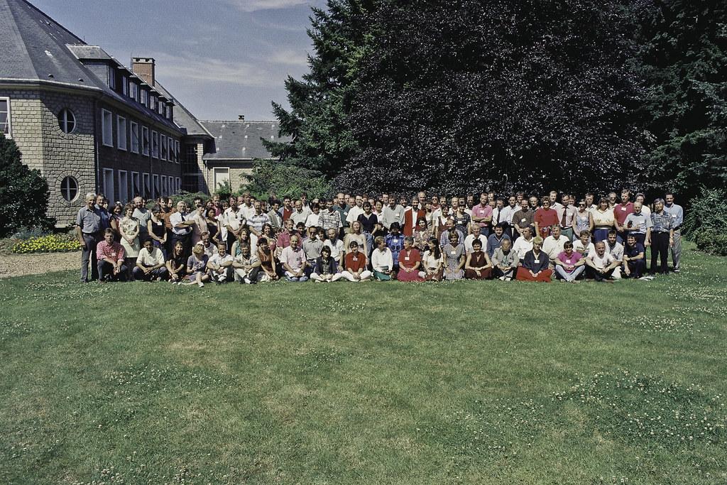 Congrès Métabolisme INRA Versailles 18 juillet 1995-3-cliche Jean Weber