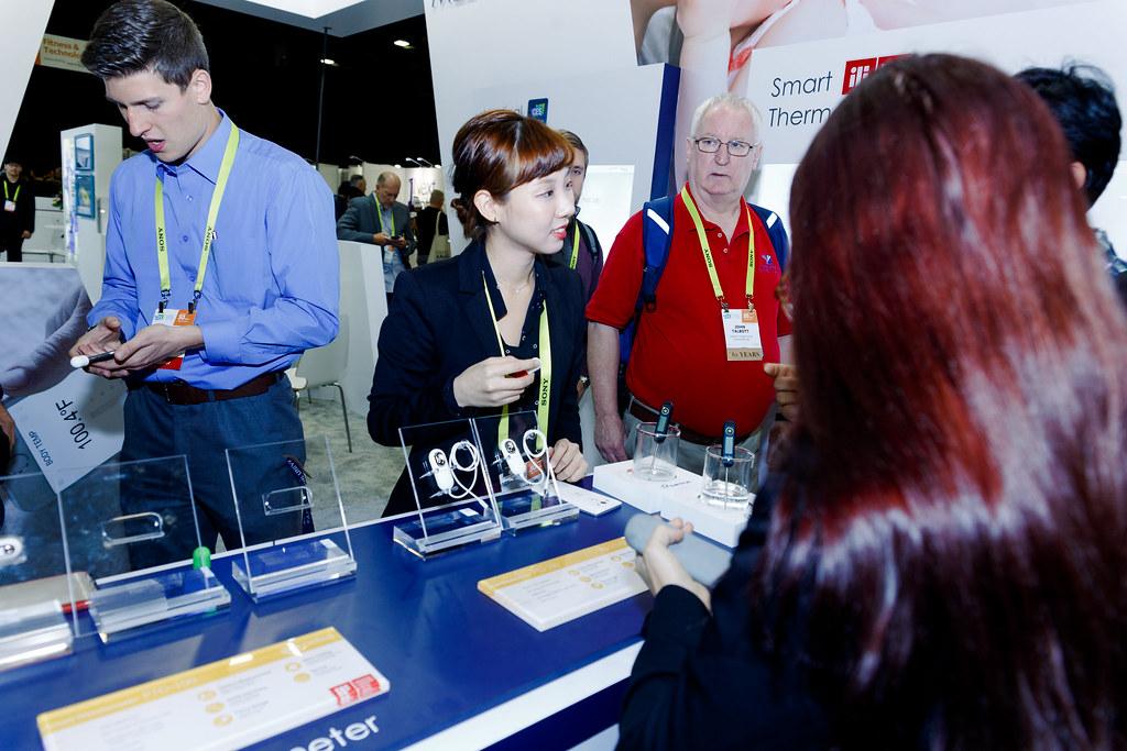 Digital Health Summit Exhibits @ CES 2017