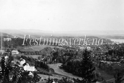 Sanvika Bærum 1940-1945 ((881)