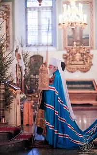 Литургия в Покровском соборе 40