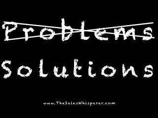 problems solutions entrepreneurship | by The Sales Whisperer