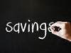 Savings on Blackboard