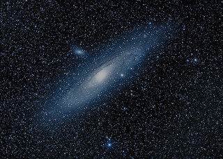 Andromeda Galaxy | by Mr Rollboto