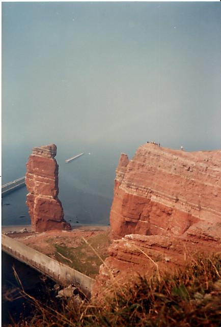 Helgoland1982 (school excursion)