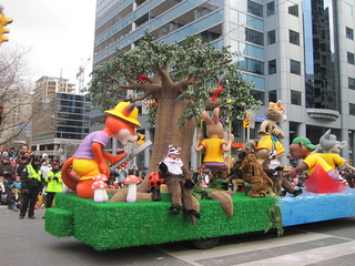 2010 Santa Claus Parade   by Mike Boon