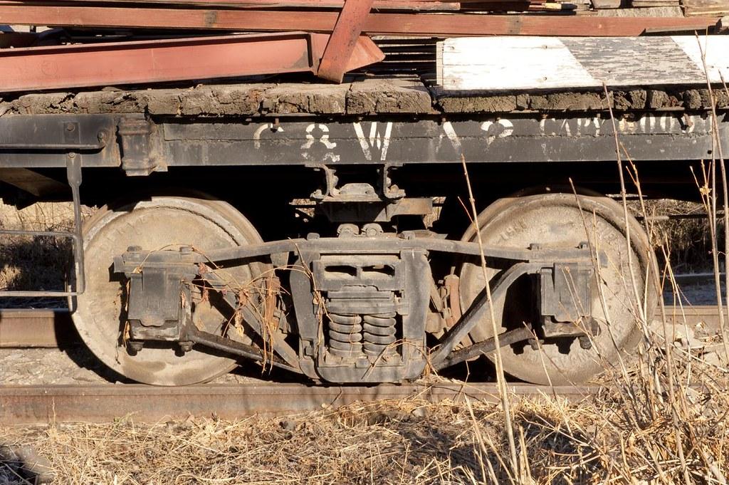 Archbar trucks | Valmont Restoration yards were on Eddie's s