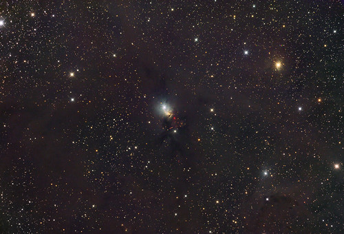 ngc1333 by Peter Shah