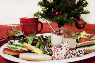Holiday Treats from Food Trends Catering