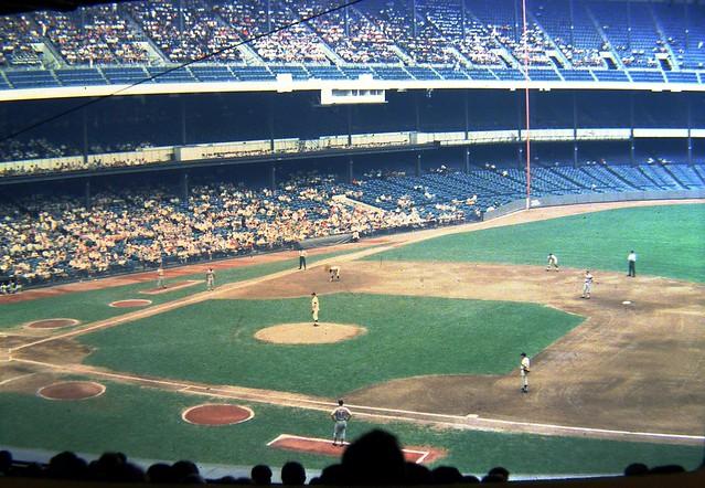 New York Yankees, Aug. 3, 1968