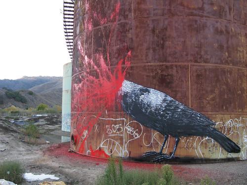 Roa hits an oil refinery