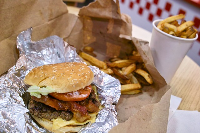Five Guys Coming to Bay Area