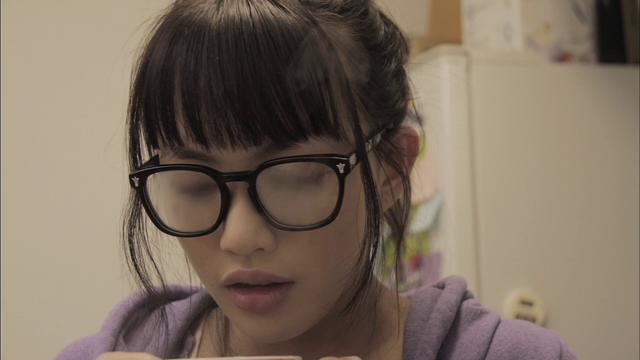 臼田あさ美 WINTER ID 09-10 on Vimeo by SPACE SHOWER TV | Producti ...