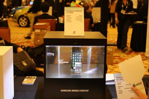 Samsung Mobile Display CES-2011 | by erich_strasser