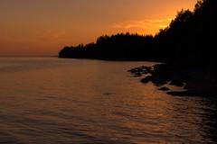 Sunset in Pielinen