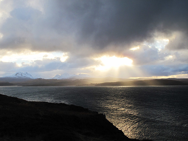 Loch Gairloch View, Wester Ross,  Scotland