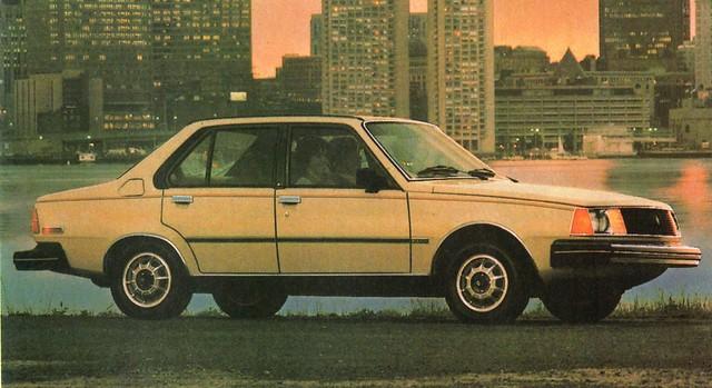 1981 Renault 18i