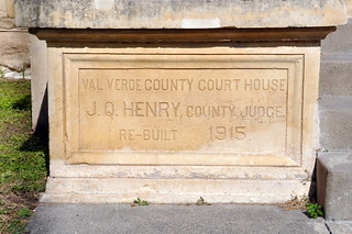 Val Verde County Courthouse | by Stu_Jo