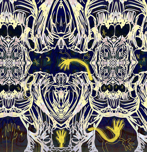 phantom tusks   by Mike Riley