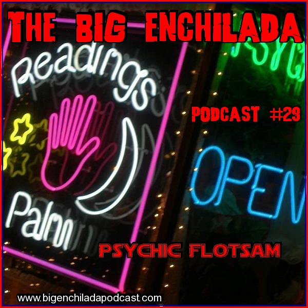 Podcast 29: PSYCHIC FLOTSAM - Welcome to the November ...