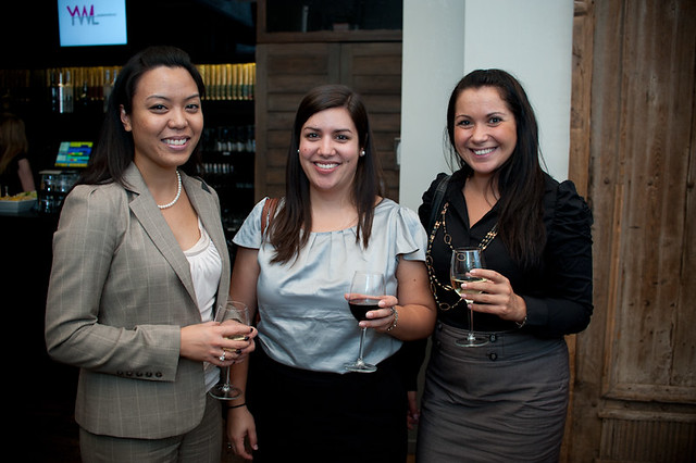 Young Women in Law launch party