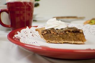Pecan Pie from Cucina Gourmet
