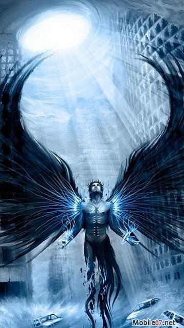 Evil angel flickr - Free evil angel pictures ...