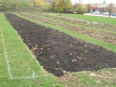 Planned U.H. Community Garden