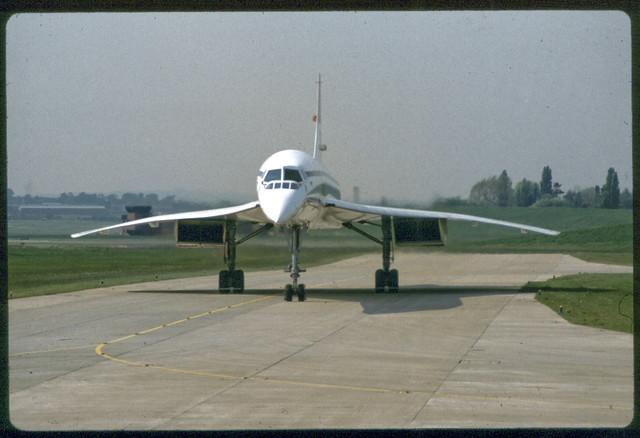 Concorde 1984