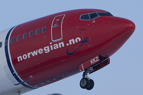 LN-KKZ B737 Norwegian | by maarten-sr