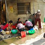 湧泉洗衣文化