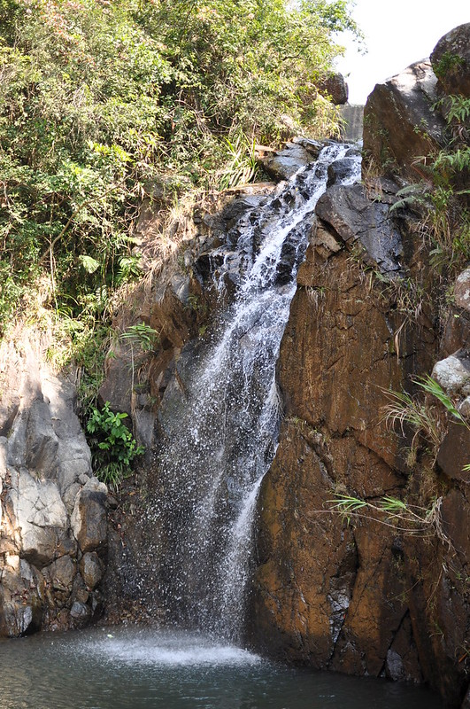 Maluan waterfall