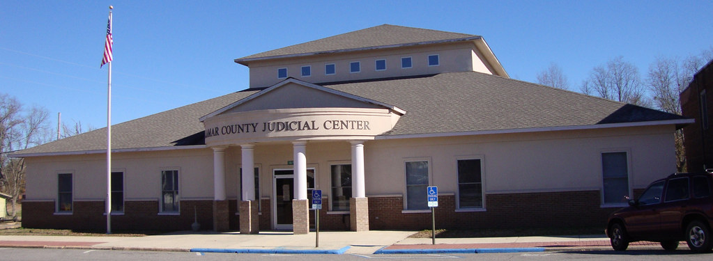Lamar County Judicial Center (Vernon, Alabama) | Located ...