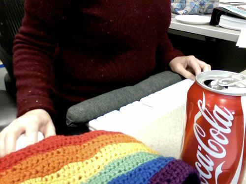 19/365: A Coke & a Rainbow @dailyimage2011