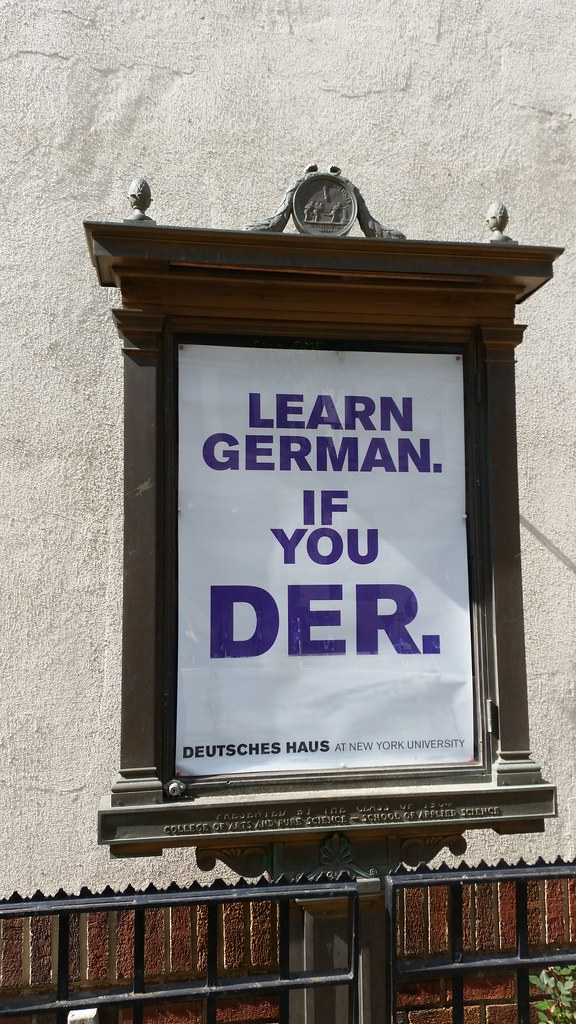 Learn German | Wordplay for those who know a little German ...