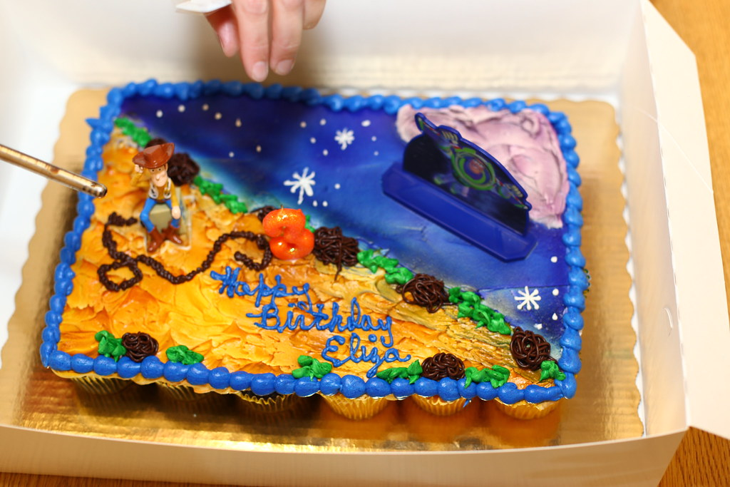 Toy Story Cake From Publix