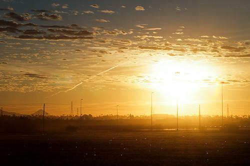 arizona sunrise surprise