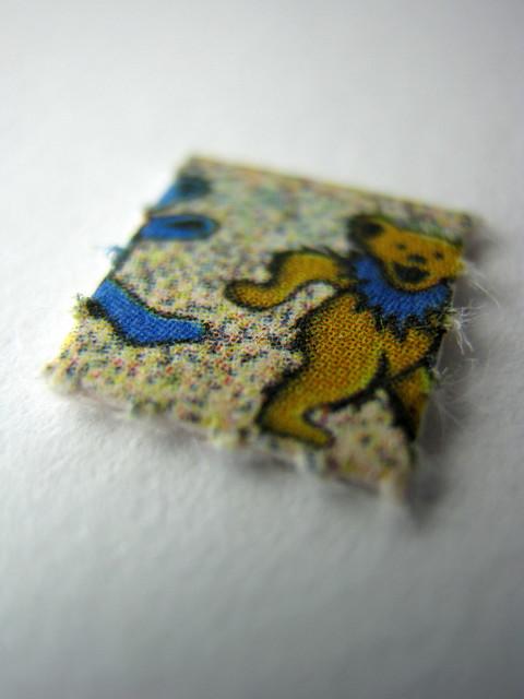 Grateful Dead Dancing Bears LSD