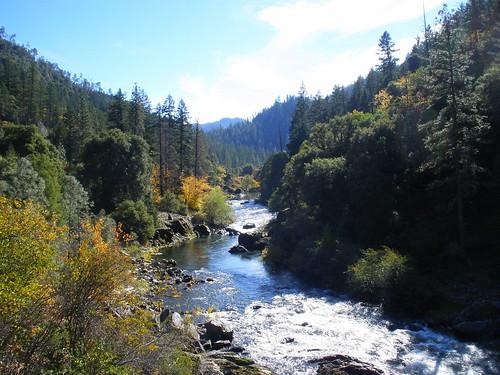 Salmon River Nov ember 2010