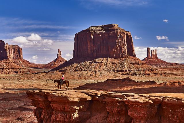 John Ford's Point - Monument Valley - Arizona/Utah, USA