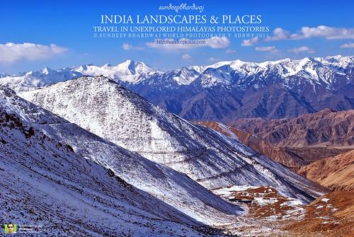 UNEXPLORED INCREDIBLE INDIA VIA CHANGLA TO PANGONG TSO 081014_0655_02 AWFJ LEH LADAKH TOUR HP BORDER HIMALAYAS INDIA | by SDB Fine Art Travel of 2 Decades to 555+ Places Ph
