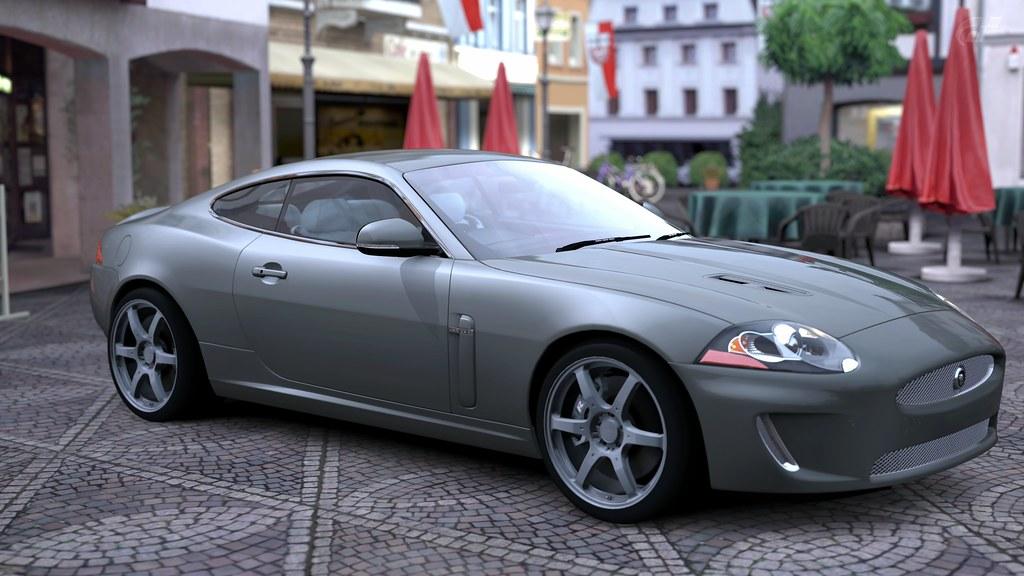 Jaguar XKR | Gran Turismo 5 | Dave Walker | Flickr