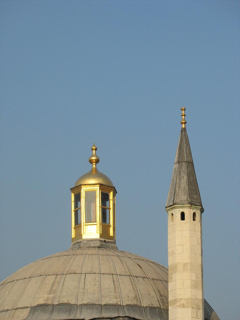 In Topkapı Sarayı