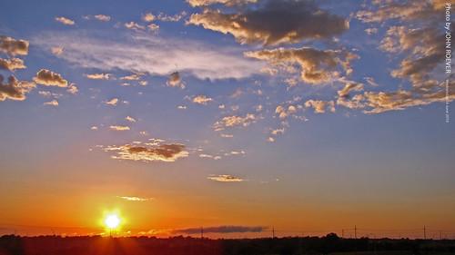 sunset sky colors june night clouds evening spring midwest colours kansas 2010 olathe joco johnsoncounty collegeblvd kansascitymetro kcmetro june2010 ridgeviewrd northolathe cloudsstormssunsetssunrises