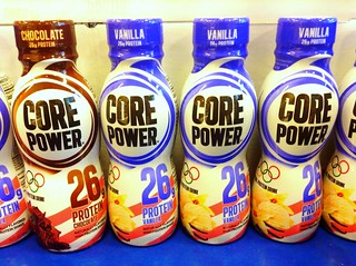 Core Power 26 Protein Energy Drink | by JeepersMedia