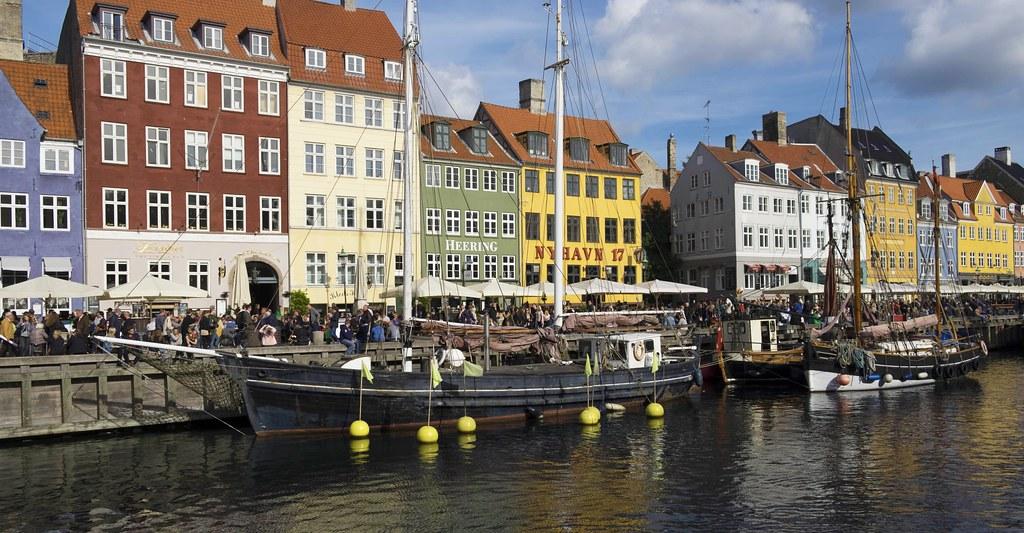 Worldwide Photowalk Copenhagen 2016 - Old ships in Nyhavn, Copenhagen